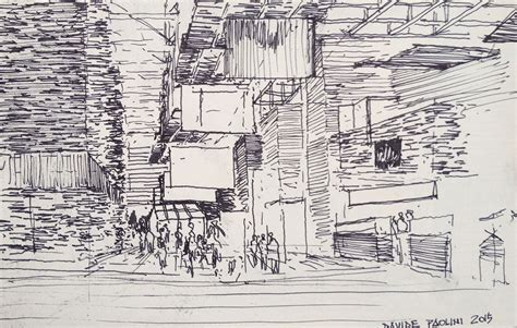 Lo Sketchmob Dell'expo In Mostra Al Moleskine Store Abitare