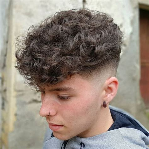 curly hairstyles haircuts  men  guide