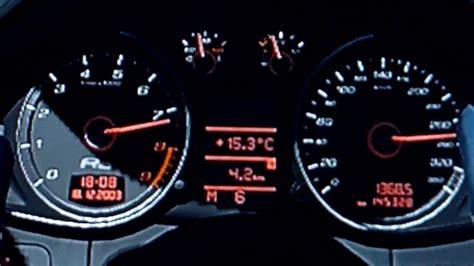 Audi R8 4.2 Fsi Top Speed Run [hd]