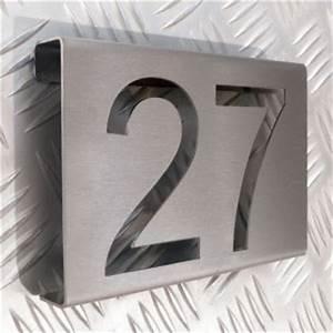 Numéro Maison Design : inoxcenter numeros de maison ~ Premium-room.com Idées de Décoration