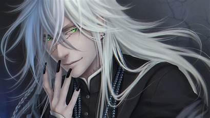 Anime Guy Butler Hair Blond Platinum Wiki