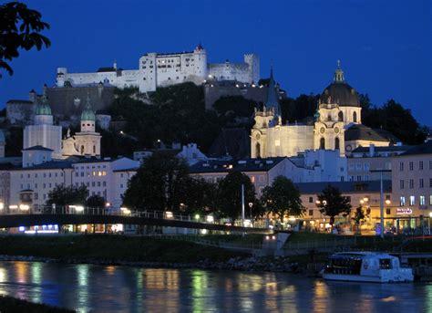 Travel And Adventures Salzburg A Voyage To Salzburg