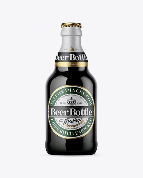 You can customize this mockup to anything you want. Download Psd Mockup Beer Beverage Bottle Drink Glass ...