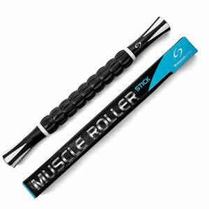 Muscle Roller Massage Stick  U2013 Ideal For Deep Tissue
