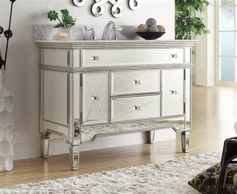 Mirrored Vanities For Bathroom by 44 Quot All Time Favorite Mirror Reflection Bathroom