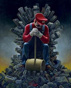 A Throne Of Games (Yes, You Read That Right)