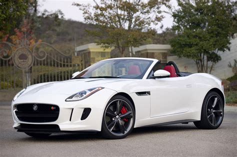 Test Drive + Review Of The Jaguar F-type S 3.0