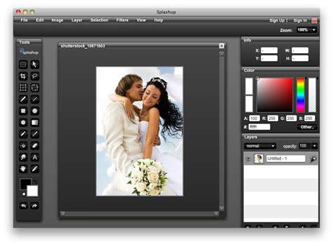 Foto online bewerken gratis