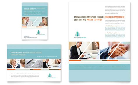 Permalink to Free Business Flyer Templates Word