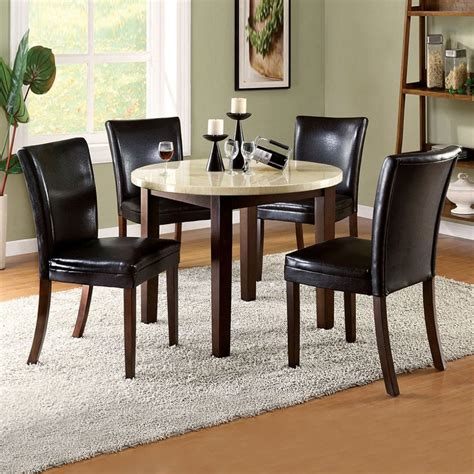 square wood dining table design