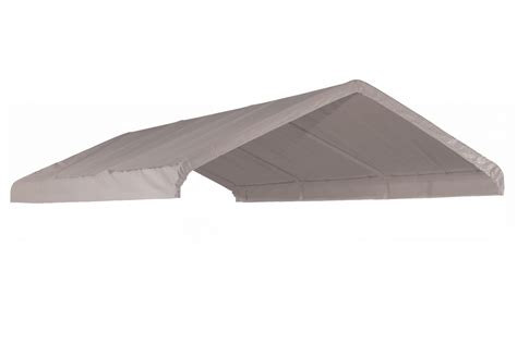 shelterlogic white replacement cover     canopy   frame