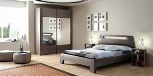 Deco Chambre A Coucher : decoration chambre principale visuel 1 ~ Teatrodelosmanantiales.com Idées de Décoration
