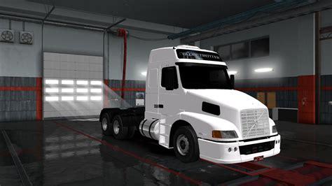 volvo nh  ets mods euro truck simulator
