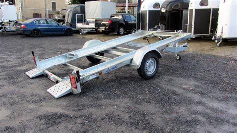 remorque porte voiture 1300 kg occasion
