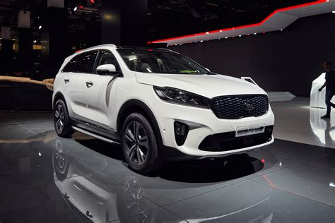 Kia 2019 : 2019 Kia Sorento Redesign, Price, Release Date, Photo
