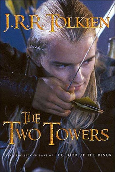 towers  lord   rings   jrr
