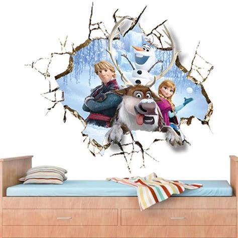 stickers muraux reine des neiges sticker mural reine des neiges achat vente stickers cdiscount