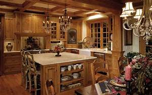 Country Kitchen Ideas - House Plans and More