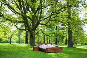 Bett Für Den Garten : bett im garten so machen sie ihren traum wahr ~ Frokenaadalensverden.com Haus und Dekorationen