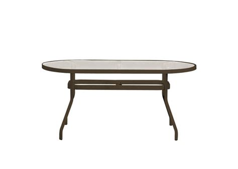 84 quot x 42 quot oval glass dining table dining tables pool city