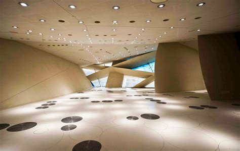 Nationalmuseum Katar In Doha by Jean Nouvel S Interlocking Disc Formed Qatar National