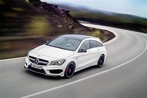 Mercedes Cla Break : 2015 mercedes benz cla 45 amg shooting brake ~ Melissatoandfro.com Idées de Décoration