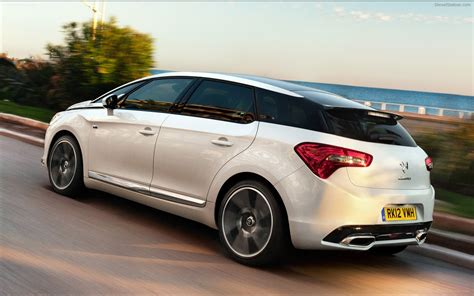 Citroen Ds5 2018 Widescreen Exotic Car Pictures 60 Of 132