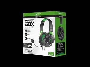 Turtle Beach Recon 50x Reviewunboxing Xbox One PS4