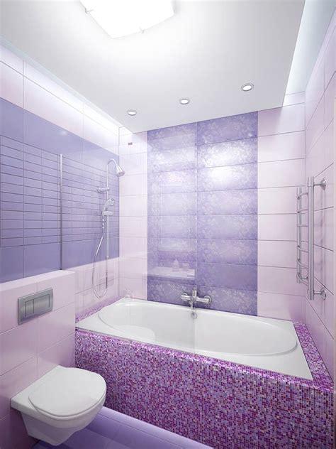 bathroom design in purple tones and shades bathroom
