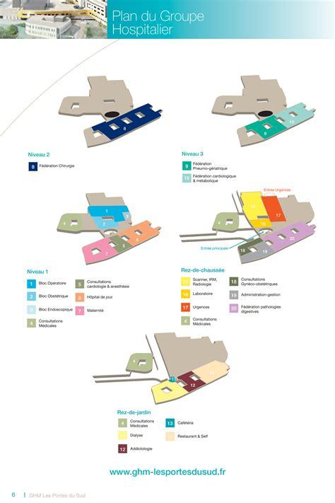 ghm les portes du sud 28 images plan et acc 232 s 171 ghm groupement mutualiste hospitalier