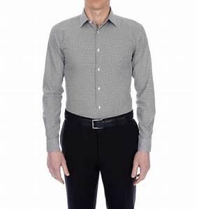 Chemise Homme Motif Original : chemise homme chemise homme tr s cintr e au motif ~ Nature-et-papiers.com Idées de Décoration