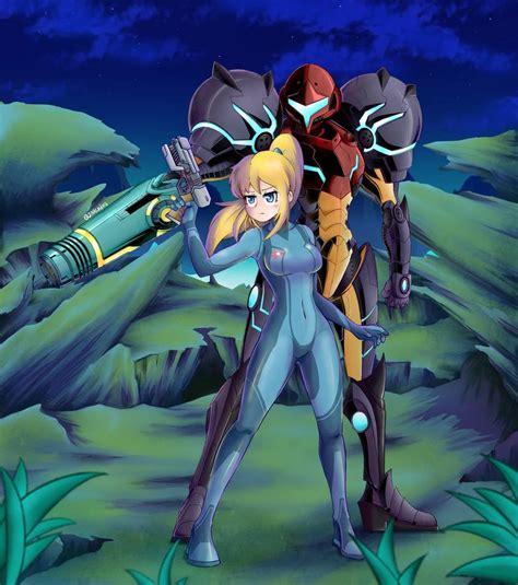 Samus Aran Metroid Image 2784571 Zerochan Anime