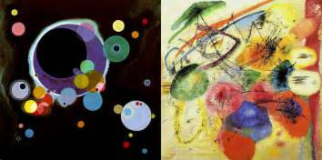 Alex Katz Artwork by Kandinsky Revisited All At The Same Time A Diary Of A Mom
