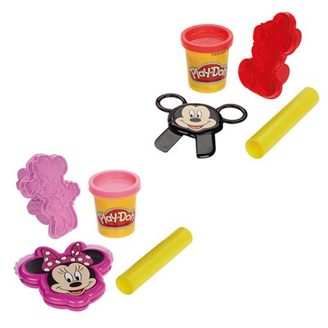 play doh accessoires mickey minnie assortiment 8 99