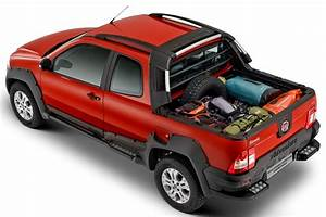 Auto  Fiat Strada Adventure Cabine Dupla 2011