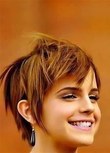 Coupe Sur Cheveux Court : coupe cheveux courts femme dessange ~ Melissatoandfro.com Idées de Décoration