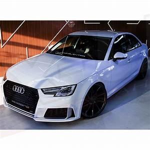 Audi S4 B9 : 2016 audi a4 s4 b9 to rs4 front bumper conversion ~ Jslefanu.com Haus und Dekorationen