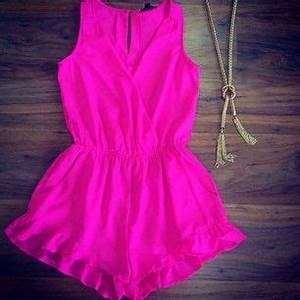25 best ideas about Neon pink dresses on Pinterest