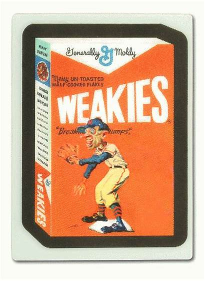 Packages Wacky Topps Flashback Lenticular Ii 2008