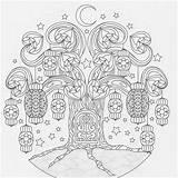 Coloring Knitting Yarn Mandalas Mandala Template Knitpicks Piersall Wendy Dream sketch template