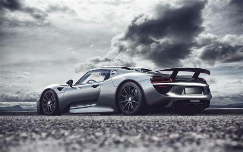 Porsche Backgrounds by Porsche 918 Spyder Hd Wallpaper Background Image