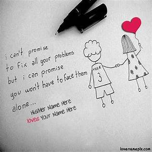20 best images about Cute Love Pix To Write Name on ...