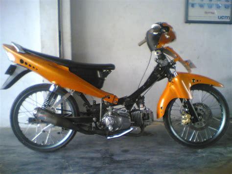 Foto Motor Jupiter by Drag Motor Orange Jupiter Part 1