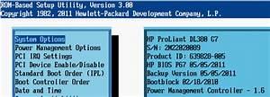 Network boot from a non-default NIC on a HP ProLiant G7 ...