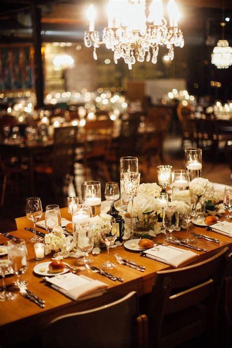 intimate chicago wedding  rustic elegance modwedding