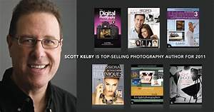 Scott Kelby: Number one photography book author in 2011 ...
