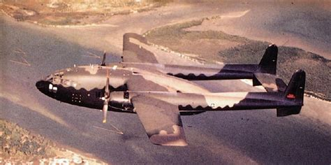 Fairchild Ac-119 Gunship