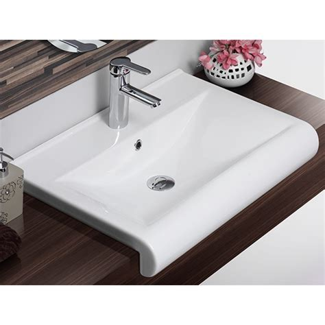 american standard semi recessed sink cerastyle 061500 u bathroom sink side nameek 39 s