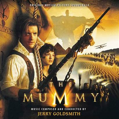Mummy Soundtrack Goldsmith Jerry Expanded Intrada Cd