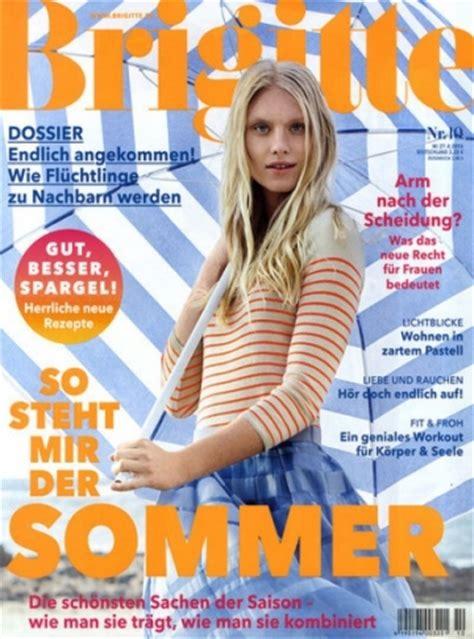 Brigitte im Abo  Zeitschriften mit Prämien